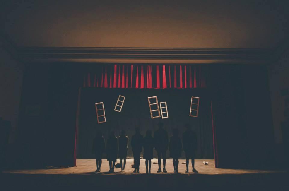 """Proiect """" Teatrul Micului Beiuşean"""""""
