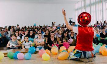 Carnavalul Personajelor de Poveste – prima editie 1 iunie 2013