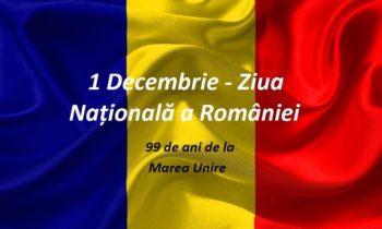 1 Decembrie – Ziua Națională a României