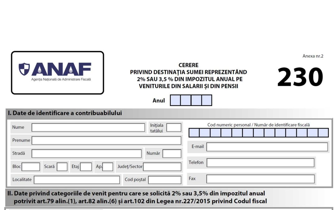Direcționează 2% din impozitul anual pe venit către Asociația Micul Beiușean